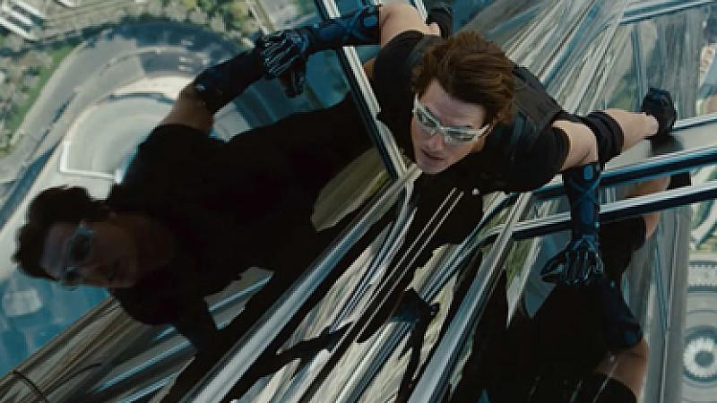 Mission: Impossible 4 - Phantom Protokoll - James Bond lässt grüßen