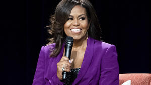 "Michelle Obama jetzt in ""Hall Of Fame"""