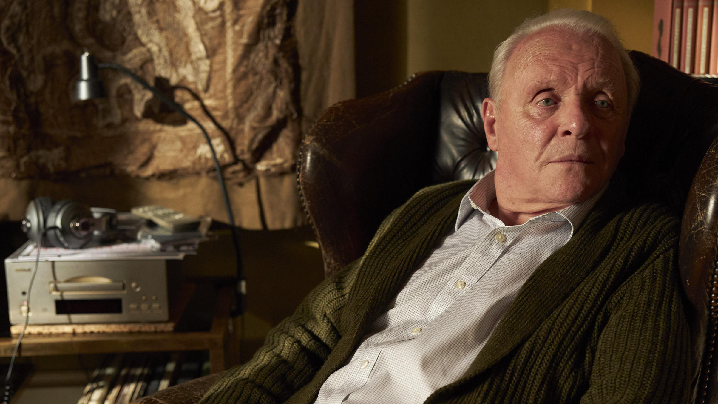 "Anthony Hopkins spielt Anthony in ""The Father"""