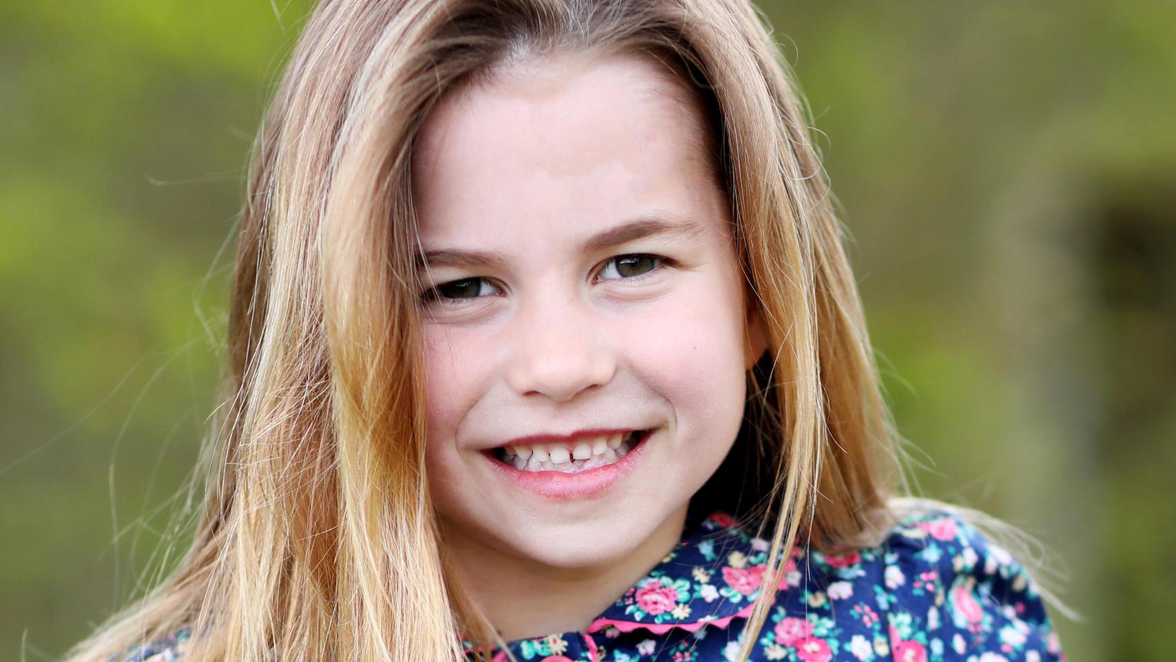 Prinzessin Charlotte: Sie sieht aus wie Lady Dianas Nichte Kitty Spencer!