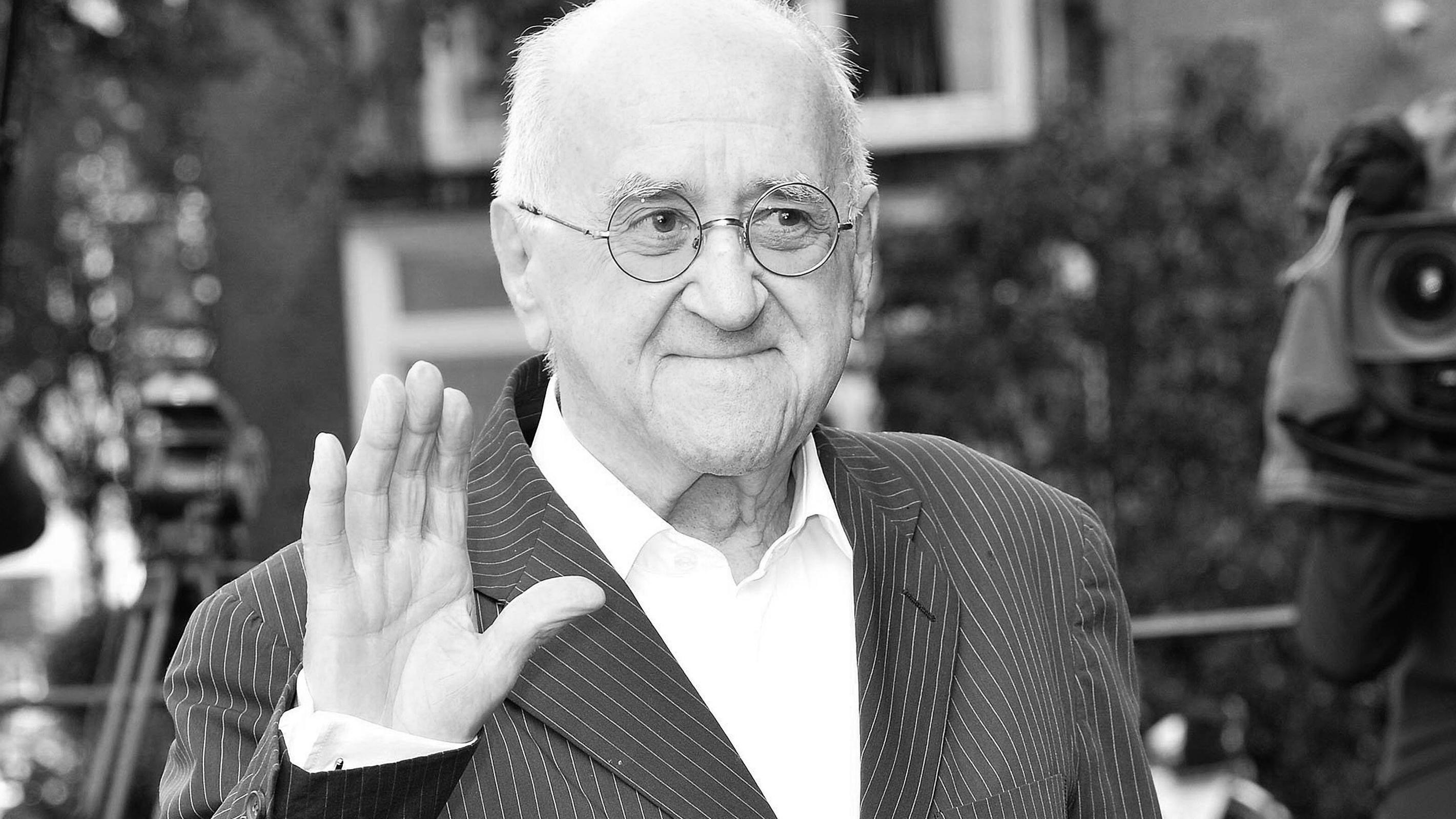 Alfred Biolek (†87): Kollegen und Stars trauern um die Fernseh-Legende