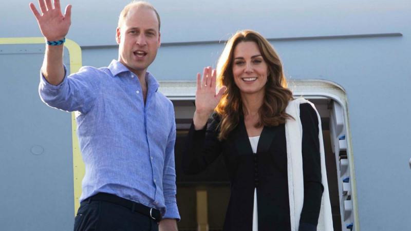 Prinz William & Herzogin Kate: Familienurlaub mit allen drei Kids