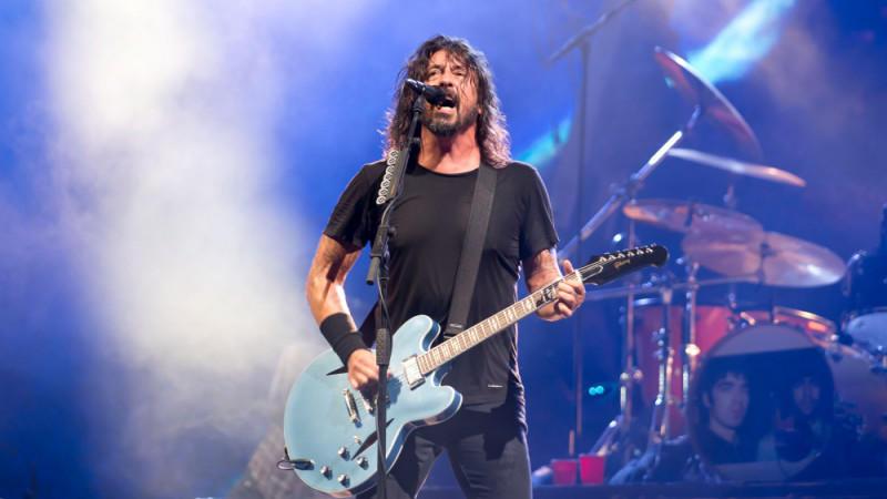 Foo Fighters könnten ein wahnsinniges Progressives Rock-Album aufnehmen