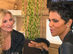 Halle Berry im Interview mit Frauke Ludowig