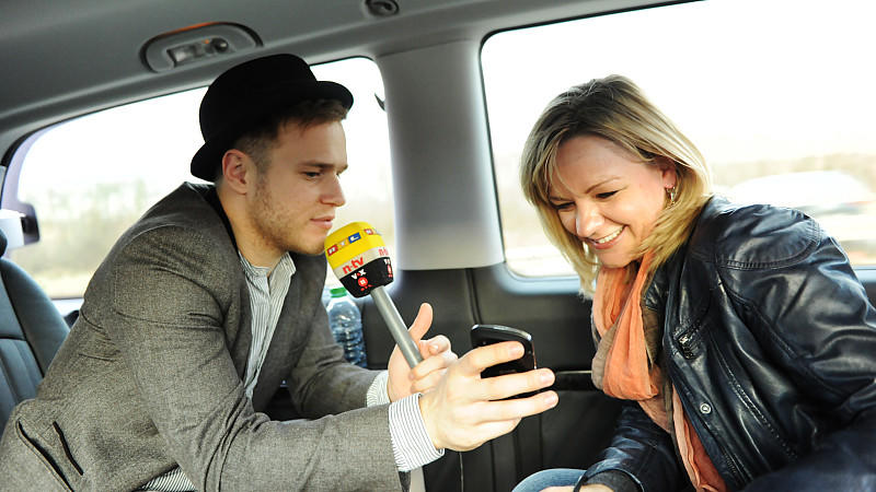 Exklusives Interview mit Olly Murs