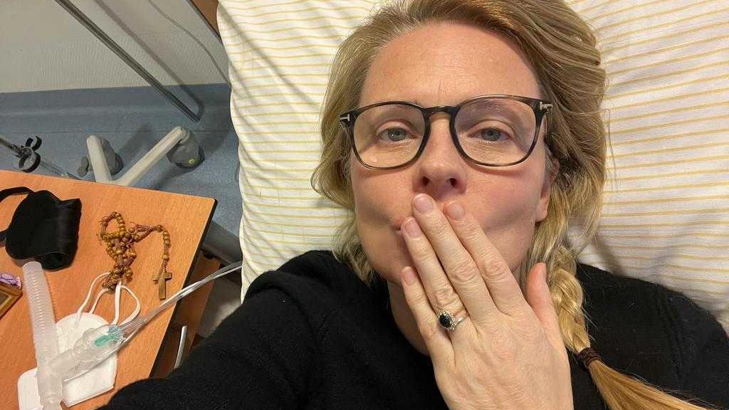 """Patricia Kelly meldet sich aus dem Krankenhaus: """"Ich bin drei Tage durch die Hölle gegangen"""""""