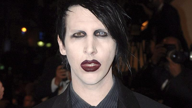 Marilyn Manson gilt als absoluter Schock-Rocker