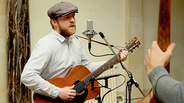 "Alex Clare ""The Lateness Of The Hour"""