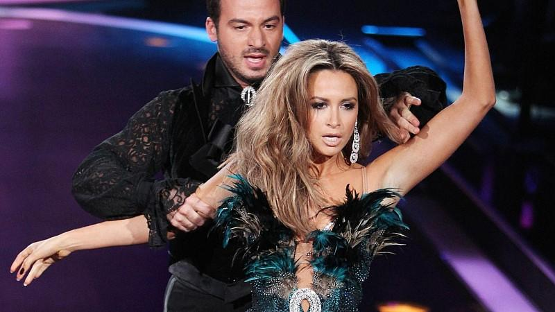 Mandy Capristo bei Let's Dance