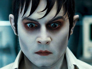 Johnny Depp als Vampir in 'Dark Shadows'