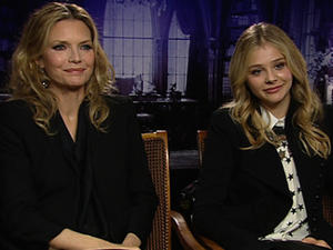 Interview mit Michelle Pfeiffer & Chloë Moretz