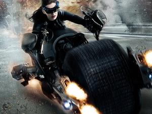 Scharfes Kätzchen: Anne Hathaway in 'The Dark Knight Rises'