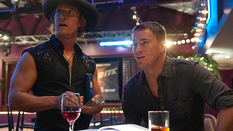 Channing Tatum lässt die Hüllen fallen: 'Magic Mike' - Filmkritik
