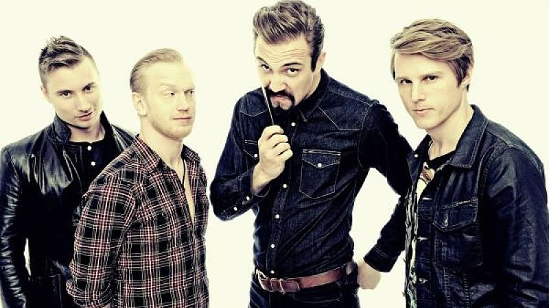 "Royal Republic mit neuer CD ""Save The Nation"" auf Tour"