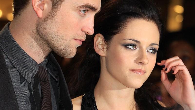 Kristen Stewart Und Robert Pattinson Wieder Zusammen