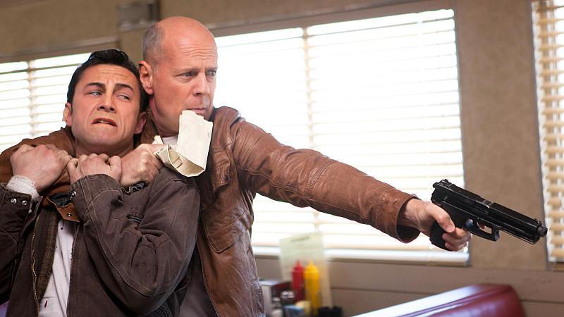 Filmkritik: 'Looper' mit Joseph Gordon-Levitt und Bruce Willis