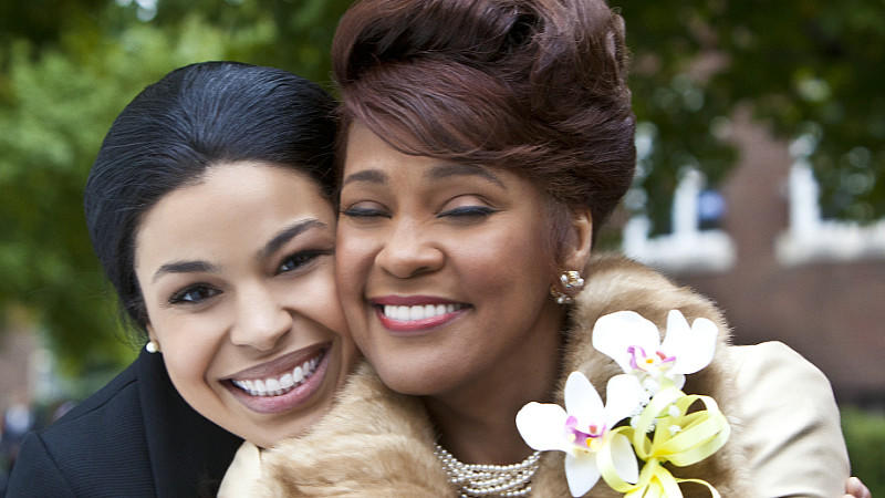Jordin Sparks und Whitney Houston