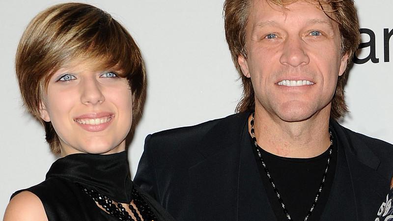 Jon Bon Jovi: Tochter Stephanie nahm Überdosis Heroin