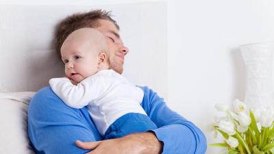 Elternzeit für Väter: Jeder dritte Mann nimmt sie in Anspruch