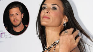 Demi Moore dated Lindsay Lohans Ex