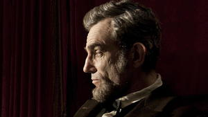 Daniel Day-Lewis ist 'Lincoln'