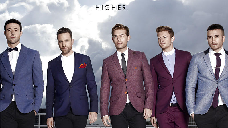 "Die neue Single von The Overtones: ""Higher"""