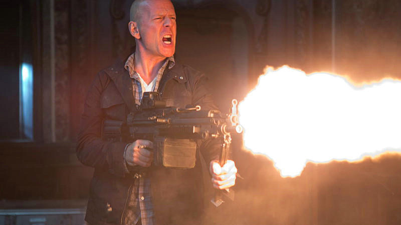 Bruce Willis in 'Stirb langsam 5'