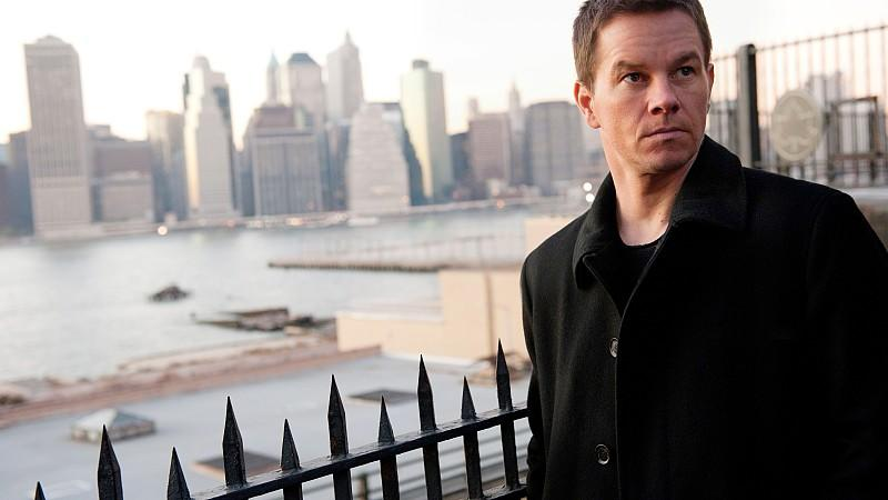 Russell Crowe, Mark Wahlberg und Catherine Zeta-Jones in 'Broken City' - Filmkritik