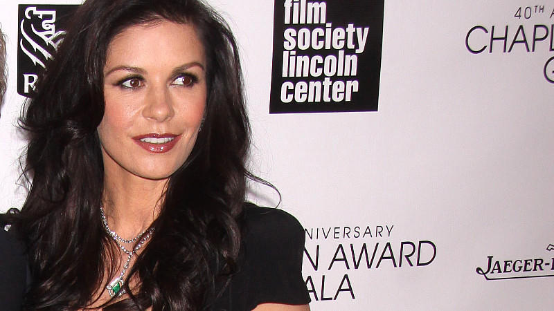 Catherine Zeta-Jones erneut in Klinik