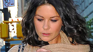 Zeta-Jones leidet an schwerer Depression