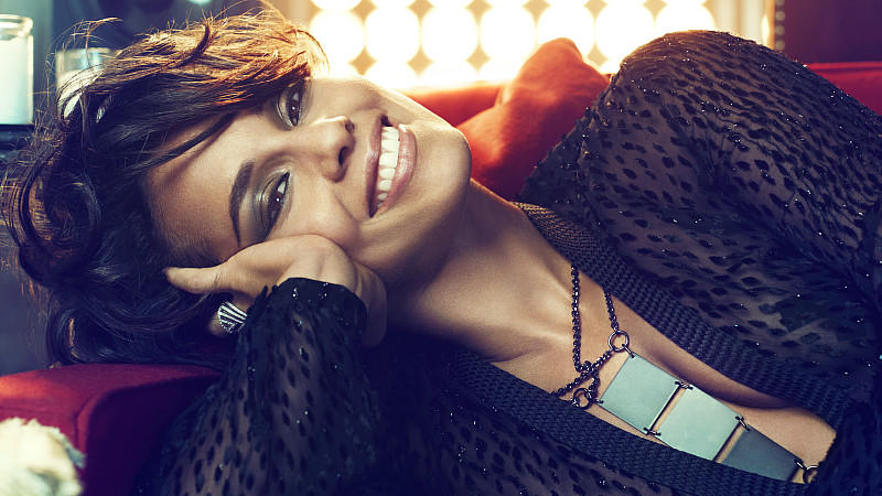 Alicia Keys auf Girl On Fire - Tour