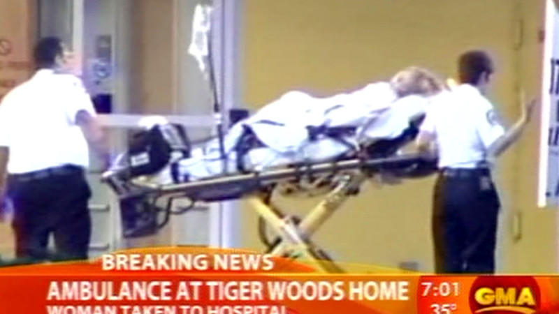 Sex Eskapaden F U00fcr Tiger Woods Wird Die Luft D U00fcnn