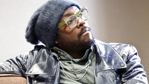 will.i.am im Interview, Teil 1