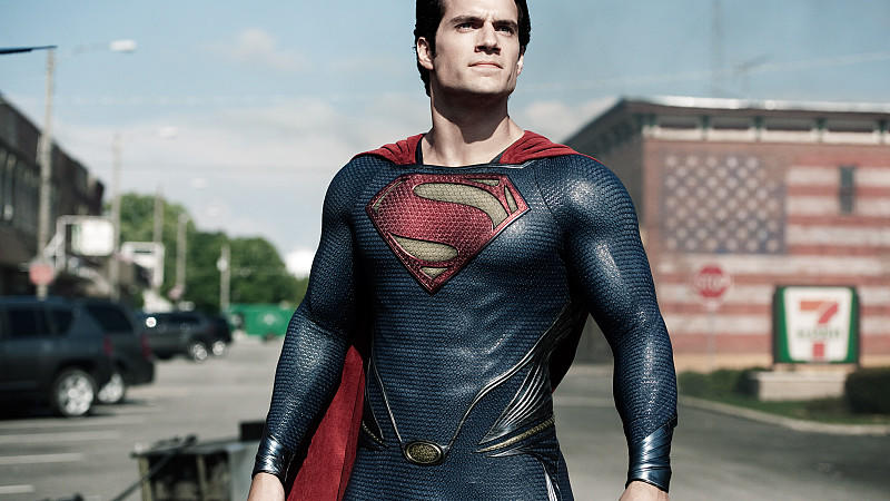 Man of Steel Filmkritik