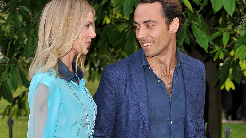 Donna Air und James Middleton verlobt?