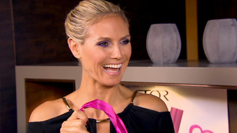 Exklusives Interview mit Heidi Klum