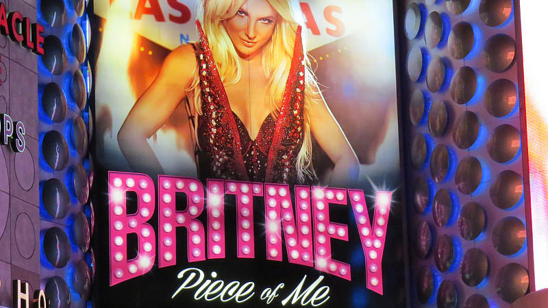 'Britney: Piece of Me' Show in Las Vegas