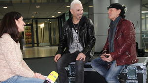 Scorpions-Interview, Teil 1