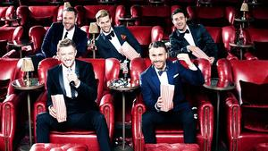 "The Overtones mit ""Can't Take My Eyes Off You"""