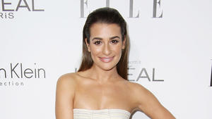 Lea Michele: Danke, Stevie Nicks!