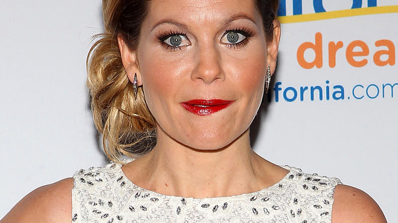 Full House Candace Cameron: Ihre Ehe trieb sie in die Bulimie