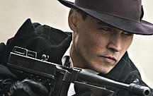 "So männlich war er noch nie: Johnny Depp in ""Public Enemies"""
