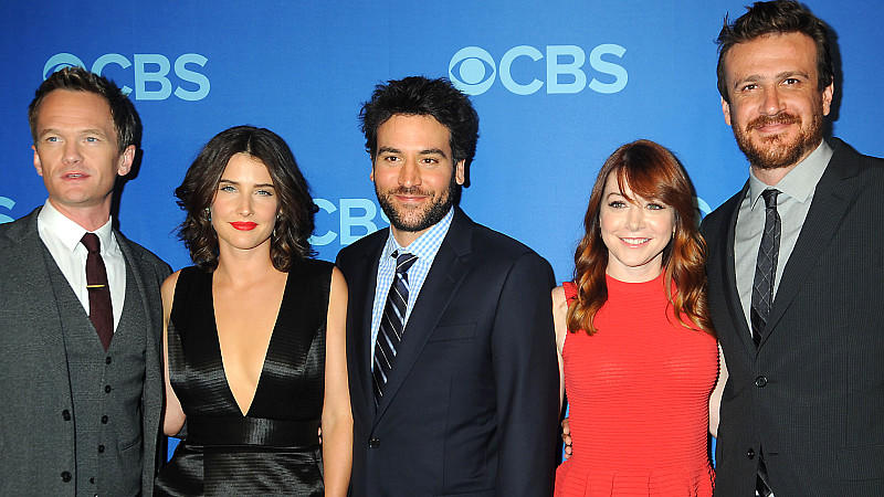 'How I Met Your Mother'-Cast: Neil Patrick Harris, Cobie Smulders, Josh Radnor, Alyson Hannigan und Jason Segel.