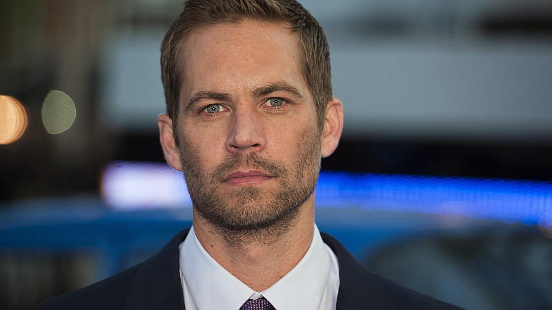 "FILE - US actor/cast member Paul Walker arrives for the world premiere of the movie 'Fast and Furious 6' at Leicester Square in London, Britain, 07 May 2013. EPA/WILL OLIVER (zu dpa ""Paul Walker hinterlässt Millionenerbe seiner Tochter"" vom 05.02.201"