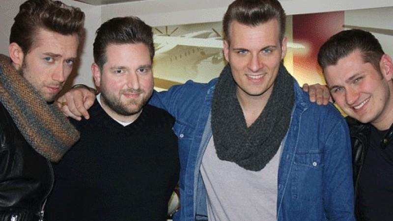 ESC 2014: The Baseballs im Interview