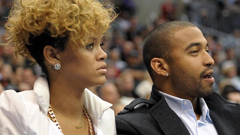 Rihanna Ex Freund