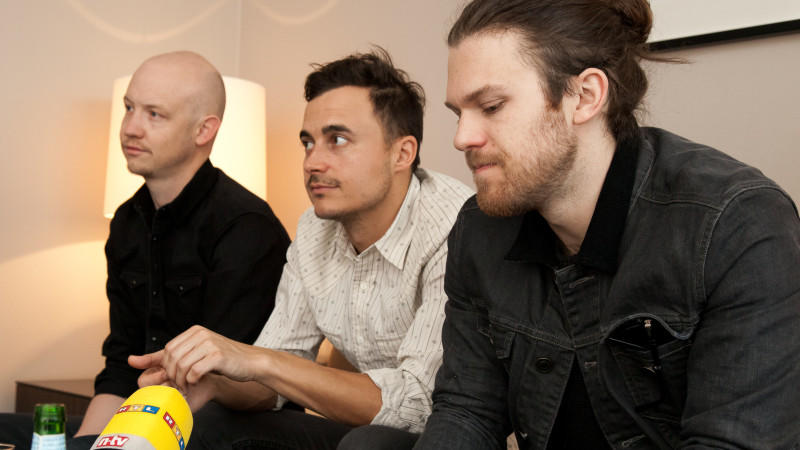 The Fray im Interview.