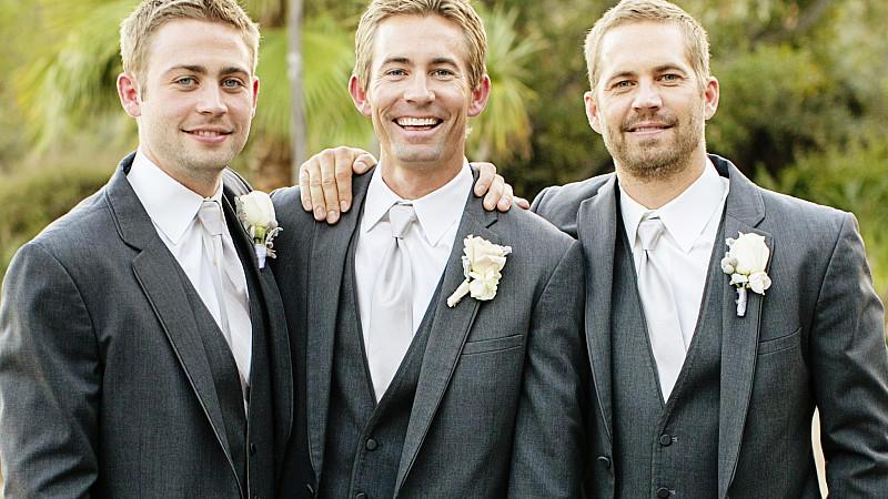 Paul Walkers Brüder