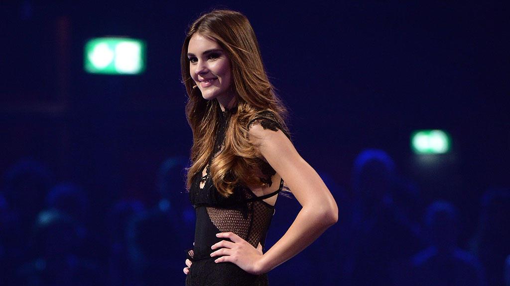Germanys Next Topmodel Stefanie