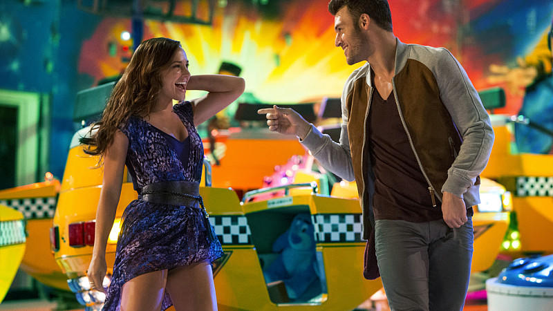Briana Evigan und Ryan Guzman spielen in 'Step Up: All In'